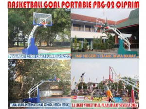 jual ring basket portable di jakarta utara